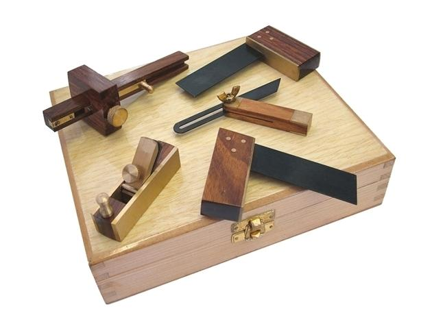Miniature Woodworking Tools