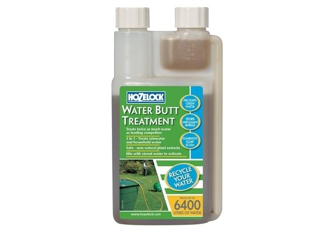 Water Butt Treatment